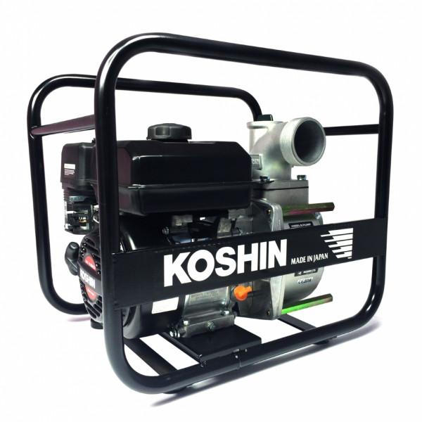 Картинка - Мотопомпа Koshin STV-80X-BAE