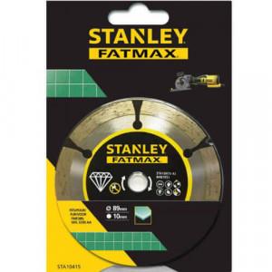 Диск алмазный для резки плитки STANLEY STA10415 89 мм