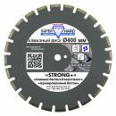 Алмазний диск по бетону SUPERHARD STRONG + 400 мм