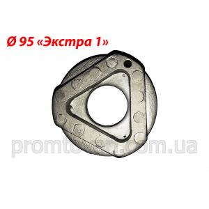 """Головка шлифовальная 95 """"Экстра 1"""" SUPERHARD"""