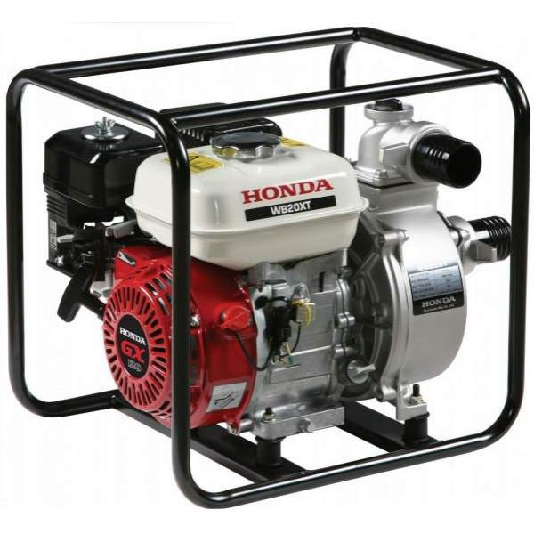 Картинка - Мотопомпа Honda WB20XT3 DRX