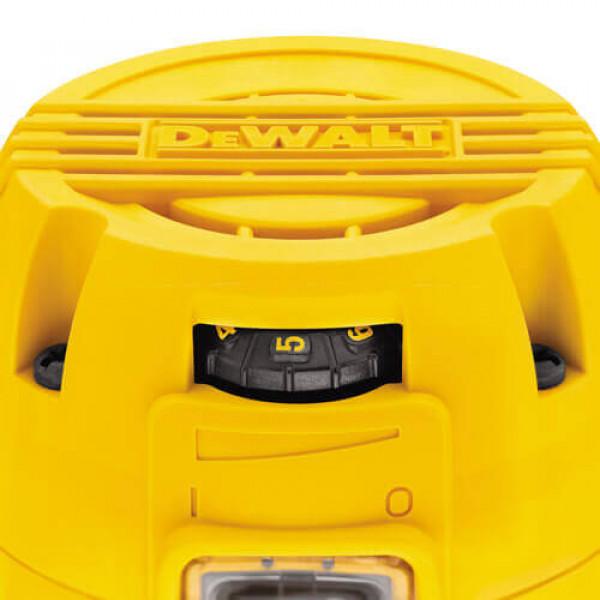 Фрезер окантовочный DeWALT D26200