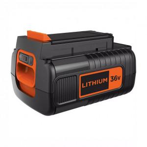 Аккумуляторная батарея BLACK+DECKER 36 В, 2.0 Ач, вес 0.75 кг