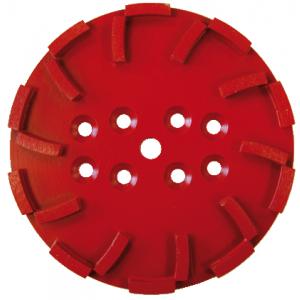 Шлифовальная тарелка ProfiTech Diamant BS250 250х20х8 мм по бетону