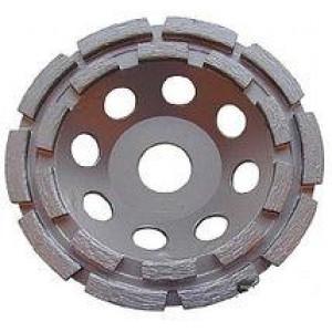 Алмазная шлифовальная чашка Nozar 125х5х22.23 для абразивных материалов