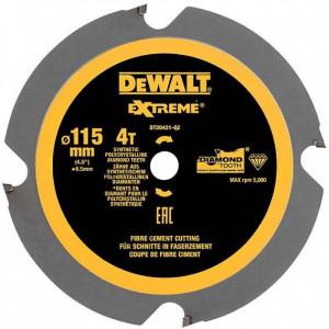 Диск пильный универсальный DeWALT DT20421 115х9.5 мм