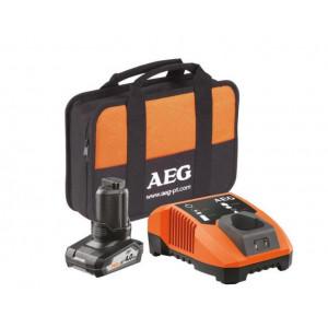 Аккумуляторный набор AEG SETL1240BLK