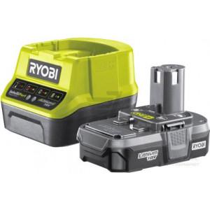 Аккумулятор + зарядное устройство Ryobi RC18120