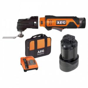 Многофункциональный аккумуляторный инструмент AEG OMNI12C LI-152BKIT1