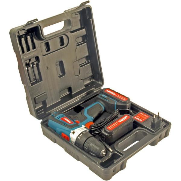 Шуруповерт аккумуляторный Зенит ЗША-12 М Li