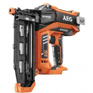 Гвоздезабиватель аккумуляторный AEG B16N18-0