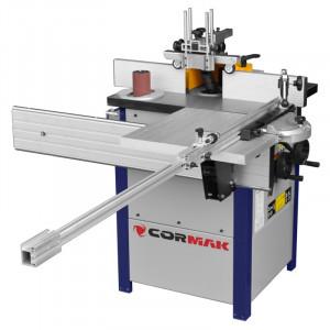 Фрезерный станок CORMAK MX5110T + фрезерный стол