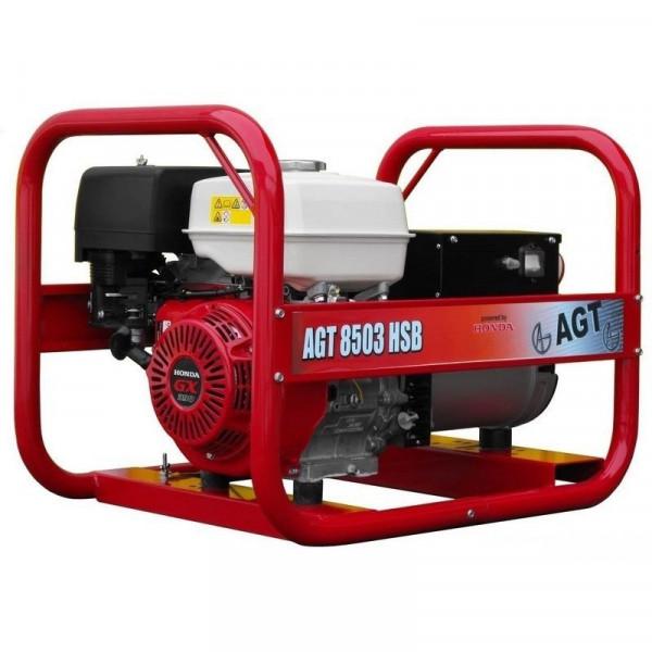 Картинка - Генератор AGT 8503 HSB