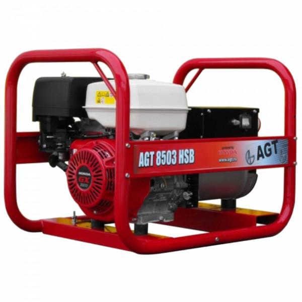 Картинка - Генератор AGT 8503 HSBE R26