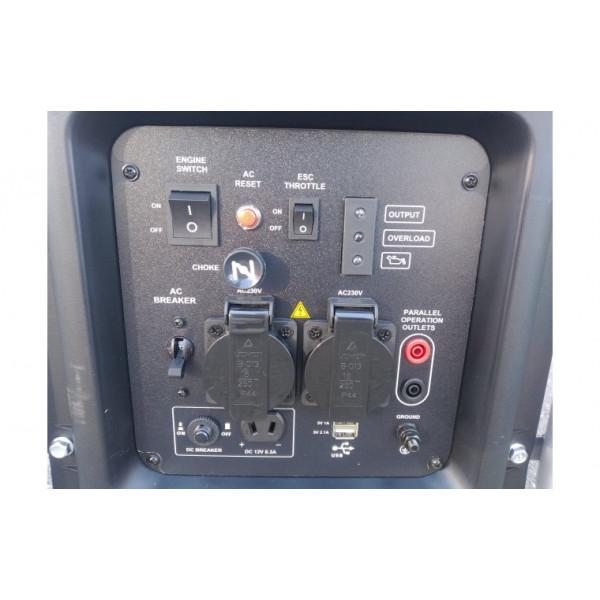 Генератор інверторний Rato R3500i