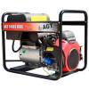 Картинка - Генератор бензиновый AGT 14503 HSBE R45 + AVR PFAGT14503HA4/E