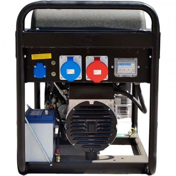 Генератор бензиновый AGT 14503 HSBE R45 + AVR PFAGT14503HA4/E