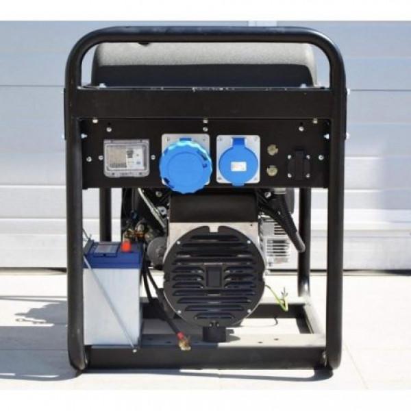 Бензиновий генератор AGT 12501 HSBE R16 (PFAGT12501H16/E)