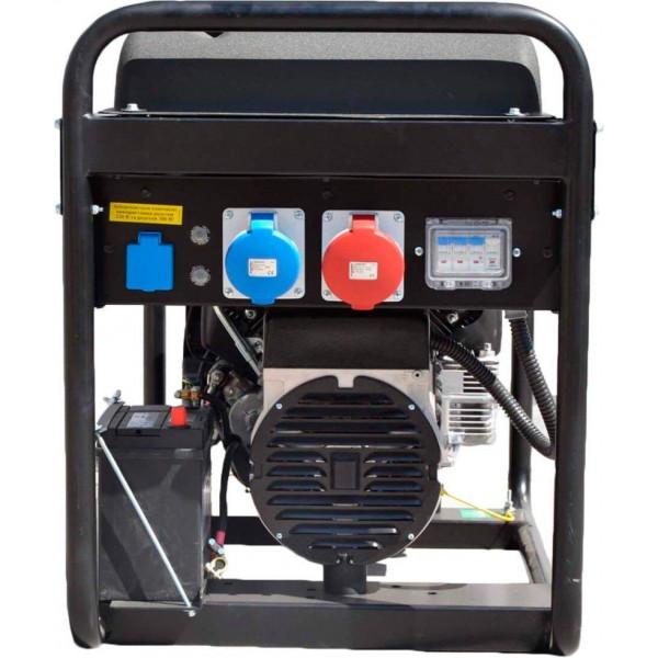 Генератор бензиновий AGT 16503 HSBE R45 PFAGT16503H45/E