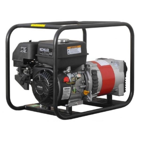 Картинка - Генератор бензиновый AGT 3501 KSB SE PFAGT3501KGPN