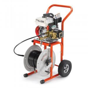 Прочистная машина высокого давления RIDGID KJ-2200-C