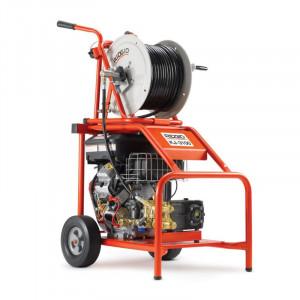 Прочистная машина высокого давления RIDGID KJ-3100