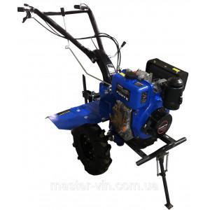 "Культиватор синий воздух 10503 колеса 10"", 6,5лс FORTE"