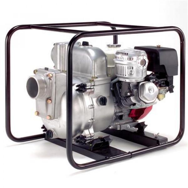 Картинка - Мотопомпа для грязной воды Koshin KTH-100S (HondaGX390)