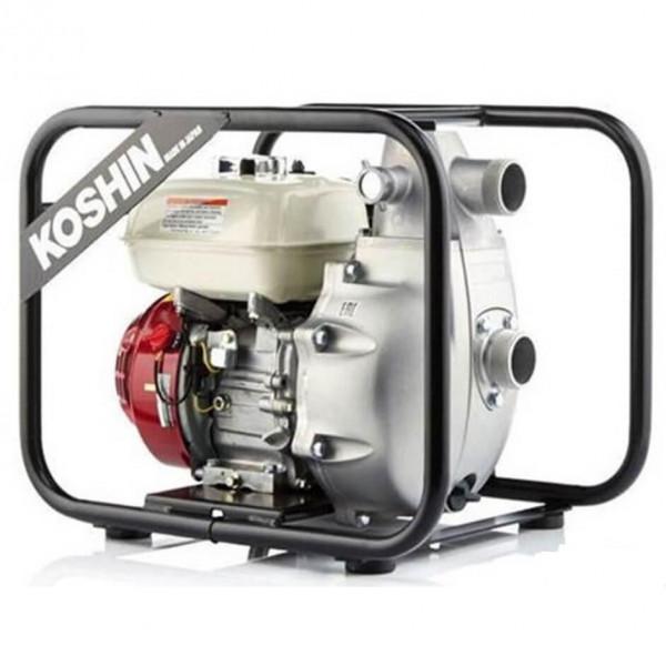 Картинка - Мотопомпа высокого давления Koshin SERH-50Z