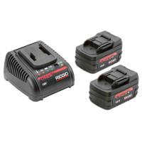 Аккумуляторы, зарядные устройства к трубным принадлежностям