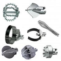 Насадки и спирали для механических машин