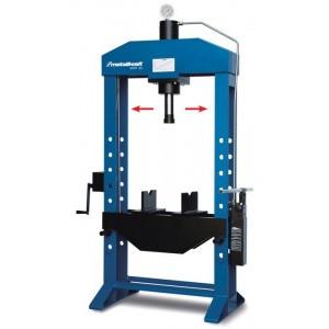 Пресс гидравлический напольный Metallkraft WPP 30