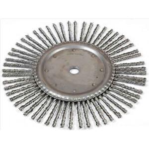 Щетка для прочистки швов 300 мм, ширина 8 мм