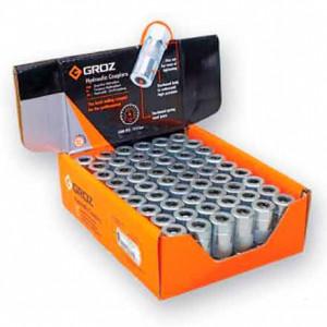 Набор гидравлических 4-х лепестковых муфт Groz HC/11/4/M/ST54, 54 шт