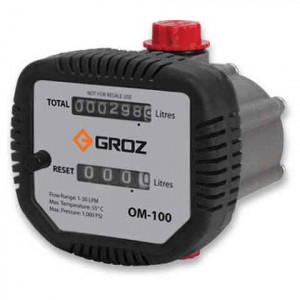Механический счетчик масла Groz OM-100/1-2/BSP