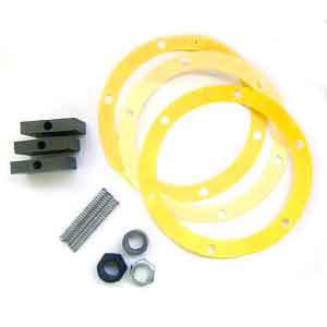 Комплект ремонтный уплотнителей для насоса Groz KIT/RBP/3V