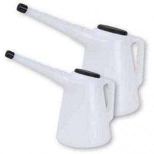 Емкость пластиковая с гибким носиком и крышкой GROZ MSR/P/F-1