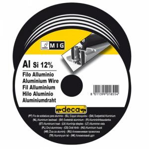 Проволока сварочная DECA 010844 Aluminium/SI 12%