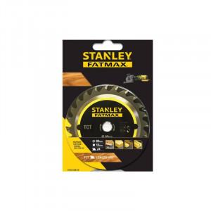 Пильний диск STANLEY STA10410 TCT Multi Saw 89х10 мм 24T