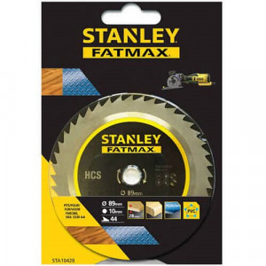Пильный диск STANLEY STA10420 HCS Multi Saw 89x10x 44T