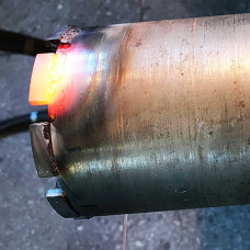 Реставрация алмазной коронки SUPERHARD 92 мм