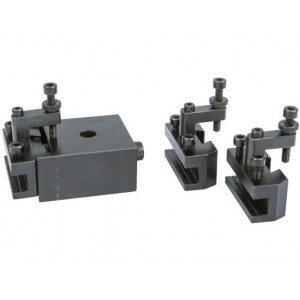 Держатель резцов JET 50000912 быстросменный с 3-мя блоками (BD-7)