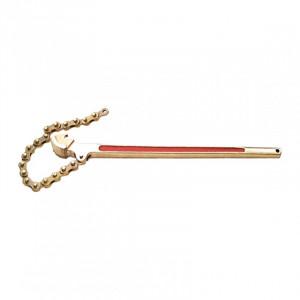 №129A Ключ трубний ланцюговий полегшений