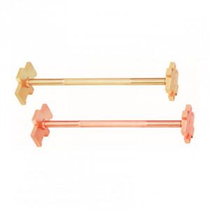 №178 Ключ для крышек бочек двусторонний