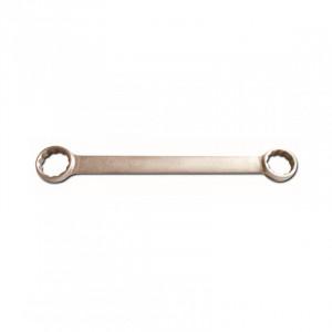 №5109 Титановый ключ накидной двусторонний прямой