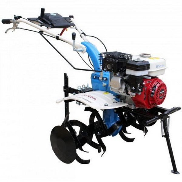 Картинка - Культиватор бензиновый AGT AGT7580GP200