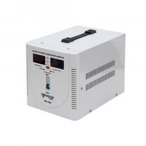 Стабилизатор напряжения FORTE TDR-5000VA (релейного типа, 5 кВт, точность 8%)