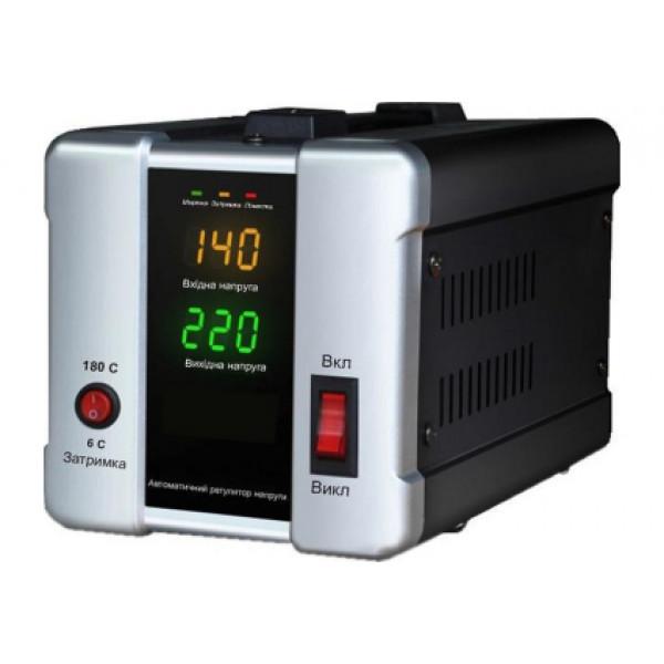 Фото - Стабілізатор релейний 1 Ф HDR-5000 3000Bт FORTE