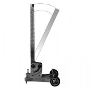 Наклонная стойка для привода алмазной дрели Titan NS111
