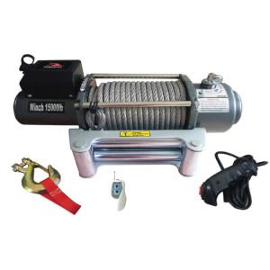 Лебедка автомобильная электрическая TITAN ПАЛ13000